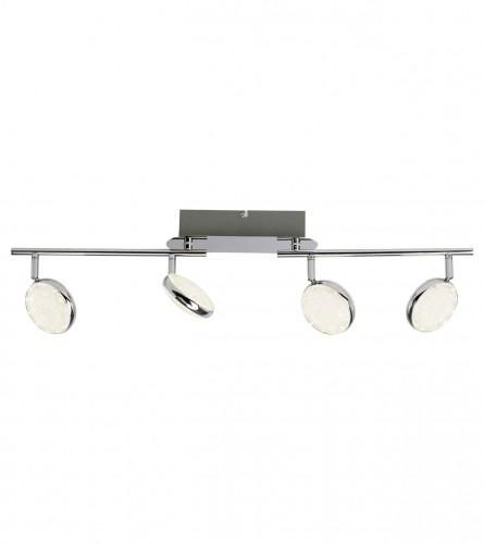 BRILLIANT Lampa spot LED Cassy 4x6W DE4 G53732/15