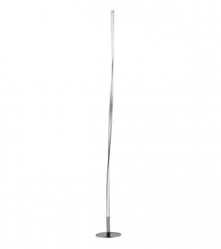 BRILLANT Lampa podna LED Twirl 12W HK16450S13