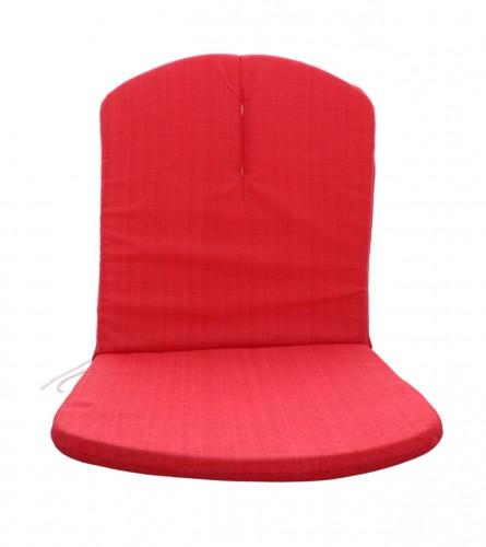 MASTER Stoličarka 45x45cm crvena 114