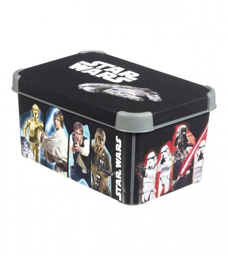 CURVER Kutija za odlaganje Star Wars 04710-S49-49