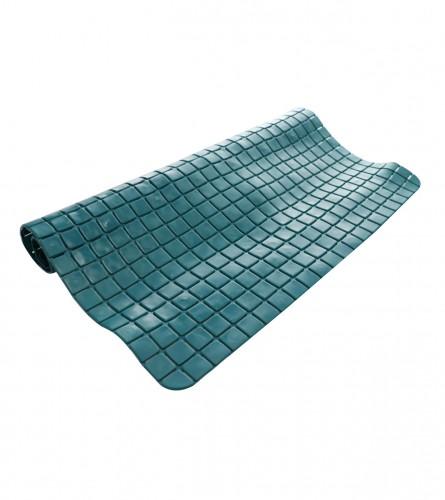 MASTER Prostirka za kadu antislip 52x52cm zelena 01210043