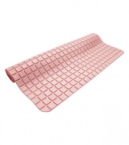 MASTER Prostirka za kadu antislip 52x52cm roza 01210044