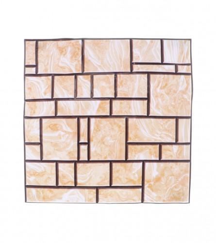 MASTER Naljepnica za zid 50x50cm cigla 01210080
