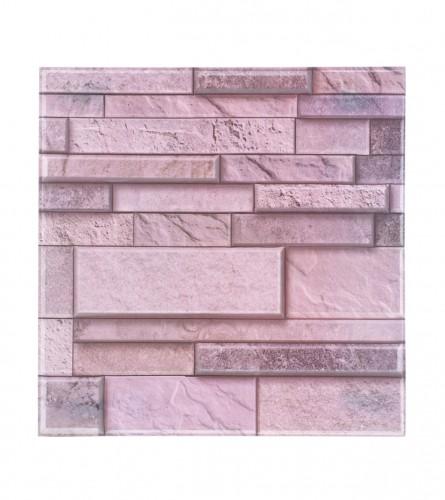 MASTER Naljepnica za zid 30x30cm dezen cigla-kamen 01210086