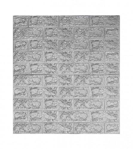 MASTER Naljepnica za zid 70x77cm siva cigla 01210088