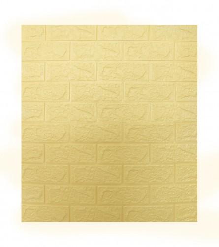 MASTER Naljepnica za zid 70x77cm bež cigla 01210090