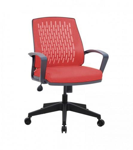 MASTER Stolica kancelarijska crvena ELT 01