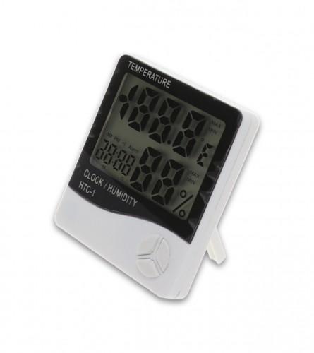 Termometar digitalni bijeli 01210260