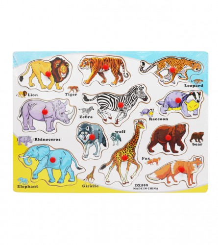 MASTER Slagalice životinje 01210347