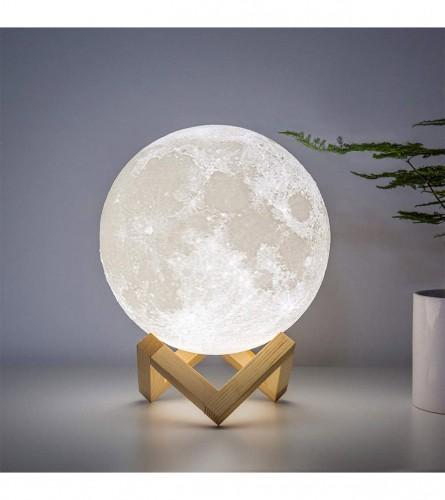 MASTER Lampa okrugla sa punjačem 18cm MOON 01210375