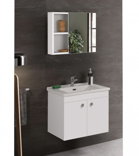 SENEX Garnitura za kupatilo komplet LUNA 65 V1