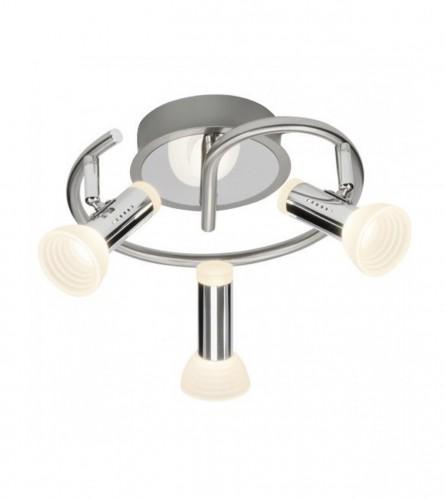 BRILLIANT Lampa spot LED 3x4W Beauty RO3 G26133/77