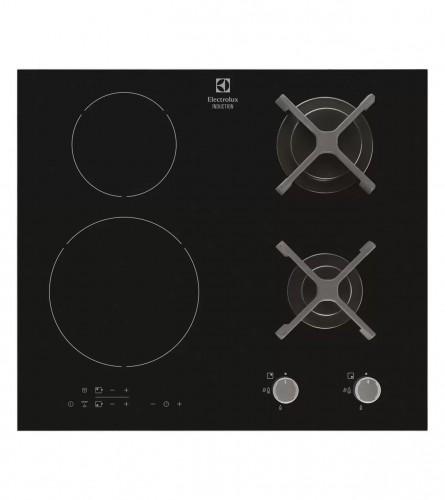 ELECTROLUX Ploča ugradbena indukcija/plin EGD6576