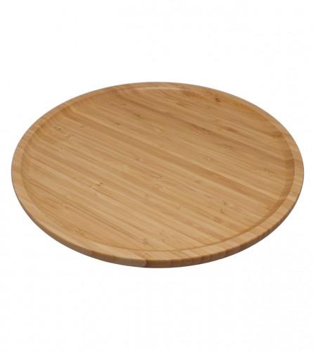 MASTER Tacna okrugla bambus 30cm 01210427