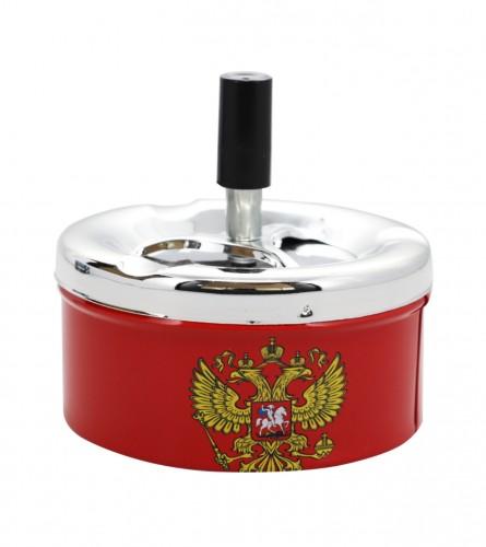 MASTER Pepeljara limena sa mehanizmom 11cm 01210515