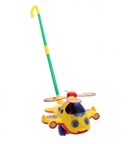 MASTER Igračka guralica sa štapom helikopter 01210541