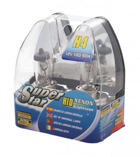 MASTER Auto sijalice H4 12V 100W 2/1 01210763
