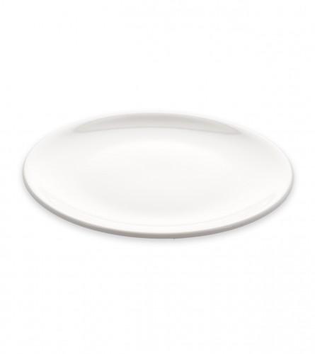 MASTER Tanjir plitki keramički 18cm bijeli 01210837