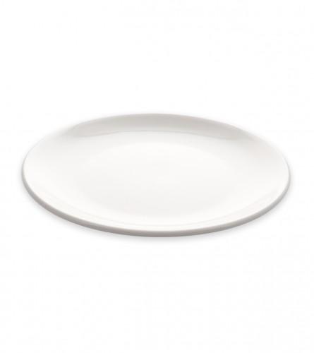 MASTER Tanjir plitki keramički 20cm bijeli 01210838