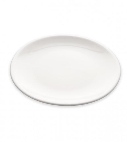 MASTER Tanjir plitki keramički 25,5cm bijeli 01210840