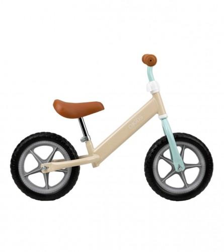QKIDS Balans bicikl FLEET QKIDS00002 Smeđi/bež
