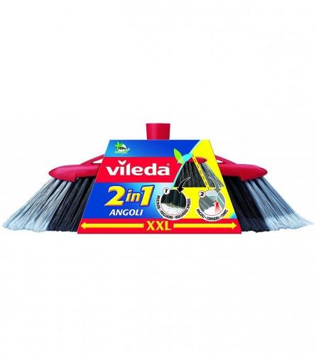 VILEDA Metla Scopa 2u1 Angoli XXL