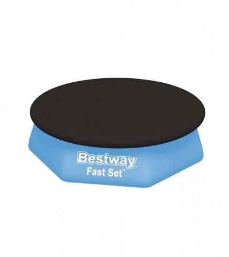 BESTWAY Prekrivač za bazen 244cm 58032