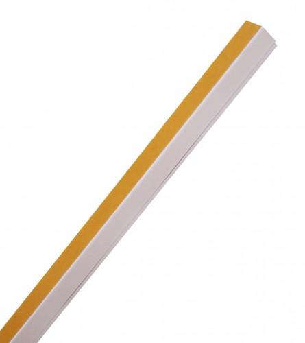 MUTLUSAN Kanalica PVC samoljepljiva 40x40mm 1610400402000