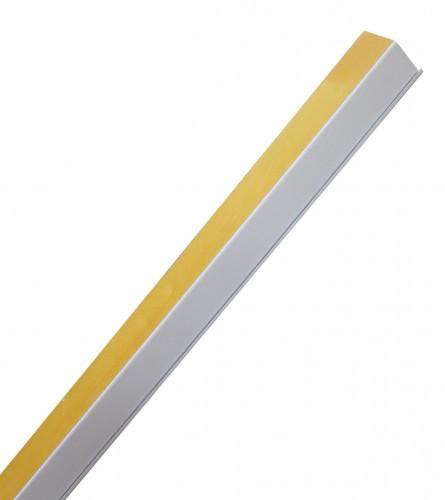 MUTLUSAN Kanalica PVC samoljepljiva 60x60mm 1610600602000