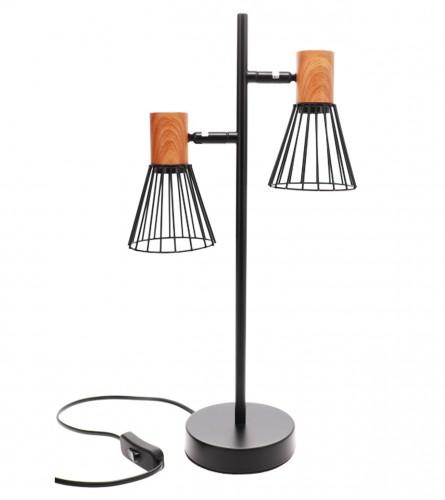 MASTER Lampa stolna žičana WU199121-2T