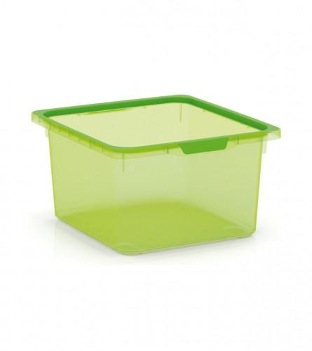 KIS Kutija sa poklopcem 1,5l zelena