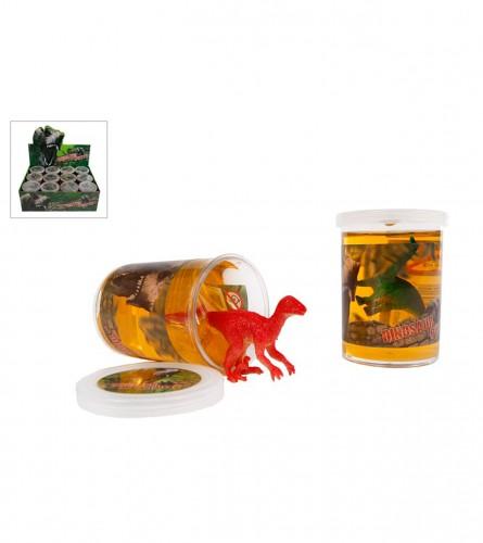 KOOISTRA Igračka ljigavac dinosaurus Dino Putty sorto