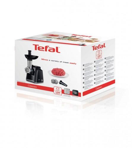 TEFAL Mašina za mljevenje mesa 1400W NE105838 BLACK
