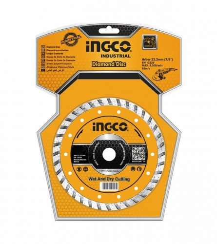INGCO TOOLS Ploča rezna dijamantna fi115mm DMD031151HT