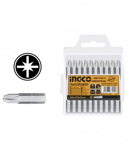 INGCO TOOLS Bitovi S2 PZ2,25mm SDB11PZ213