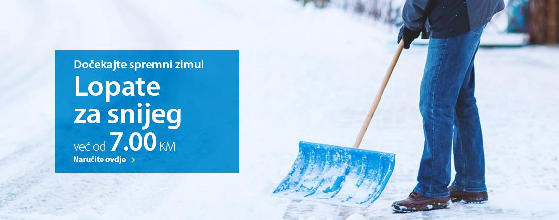 Lopate za snijeg